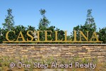 Castellina community sign